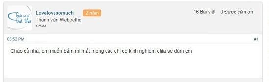 Bấm mí ở đâu đẹp Sài Gòn? REVIEW thực tế địa chỉ uy tín qua 5 tiêu chí 2