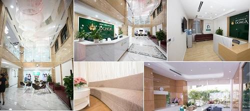 Bệnh viện Thẩm mỹ Đông Á - đơn vị thẩm mỹ mắt hàng đầu VIỆT NAM 1