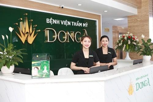 Bệnh viện thẩm mỹ Đông Á 5 cái NHẤT khiến bạn ngỡ ngàng khi nhắc đến 7