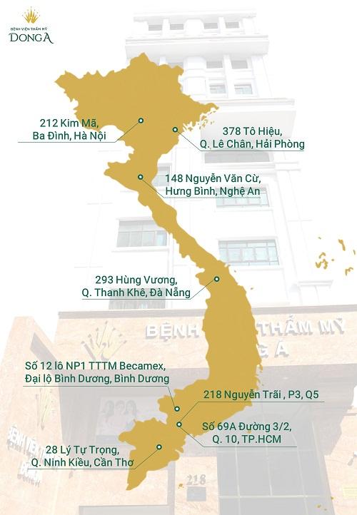Bệnh viện thẩm mỹ Đông Á 5 cái NHẤT khiến bạn ngỡ ngàng khi nhắc đến 8