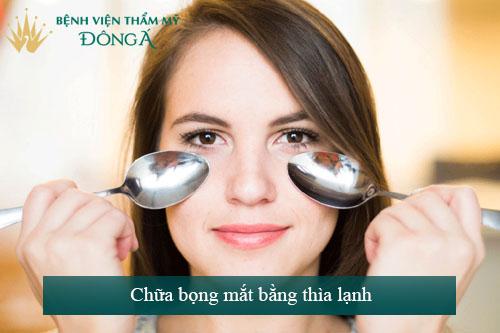 9 Cách chữa bọng mắt dưới Đơn Giản - Hiệu quả tại nhà 2