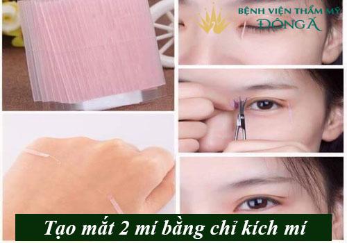 7 Cách có mắt 2 mí tự nhiên To Đẹp - Đơn giản - An toàn tại nhà 1