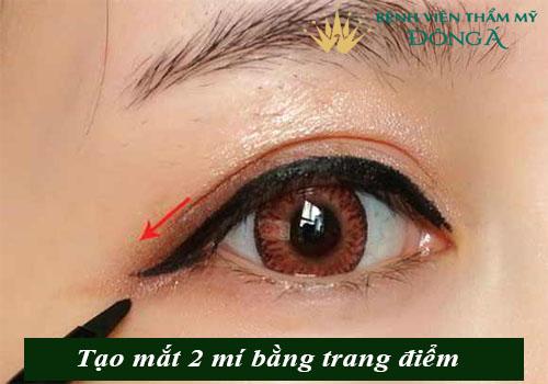 7 Cách có mắt 2 mí tự nhiên To Đẹp - Đơn giản - An toàn tại nhà 4