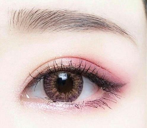 3 Cách đánh mí mắt đẹp cực đơn giản - mắt bật tông đẹp lonh lanh 4