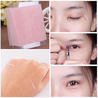4 cách làm mắt 2 mí tại nhà đơn giản - Đâu là cách giúp mắt to tròn số 1 3
