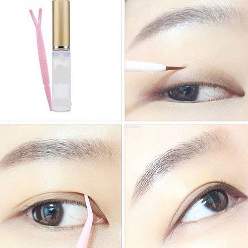 5 Cách Nhấn mí mắt tại nhà HÔ BIẾN đôi mắt Chuẩn Đẹp Ko phẫu thuật 4