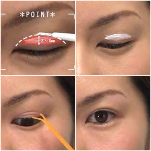 5 Cách tạo mí mắt Đơn Giản - Hiệu Quả giúp đôi mắt to tròn & quyến rũ 1