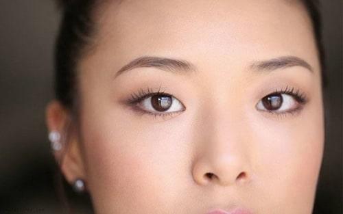 Xem tướng con gái mắt một mí để biết những THÚ VỊ về mắt 1 mí nữ 3