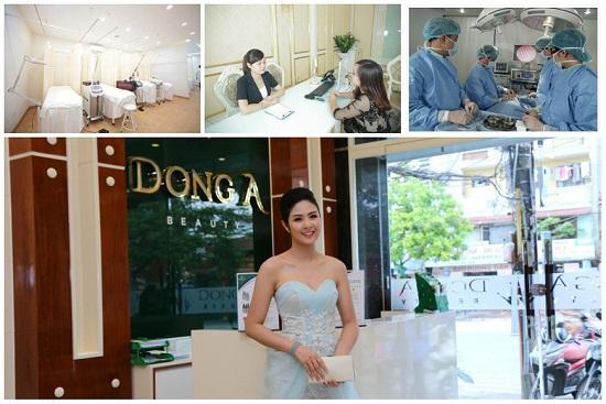 Bệnh viện thẩm mỹ Đông Á với hệ thống chuỗi thẩm mỹ lớn nhất cả nước 2
