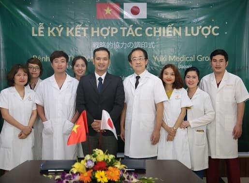 Bệnh viện thẩm mỹ Đông Á đẩy mạnh hợp tác quốc tế về lĩnh vực làm đẹp