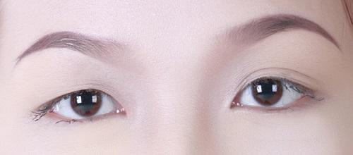 Mắt một bên 2 mí một bên 1 mí là sao? Bật mí cách khắc phục hiệu quả 1