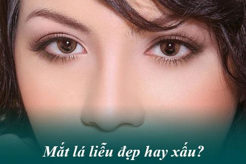 Mắt lá liễu là mắt như thế nào? Nói lên điều gì về tính cách & tương lai? 3