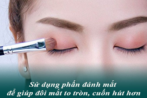 3 Cách nâng mí mắt không cần phẫu thuật Đơn Giản/Hiệu Quả tại nhà 3