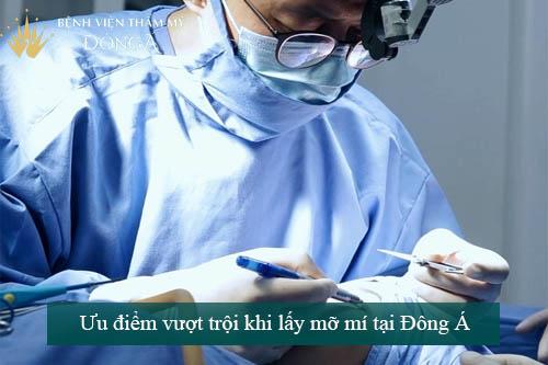 Phẫu thuật cắt da dư mỡ thừa mí trên - Giải pháp hoàn hảo cho U40 3