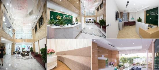 Bệnh viện thẩm mỹ Đông Á với sứ mệnh làm đẹp hoàn hảo cho cuộc sống