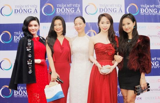Toàn cảnh lễ khai trương Đông Á Beauty cơ sở 212 Kim Mã- Hà Nội 3