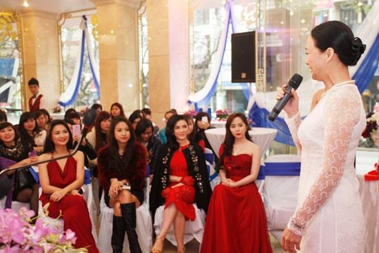 Toàn cảnh lễ khai trương Đông Á Beauty cơ sở 212 Kim Mã- Hà Nội 5