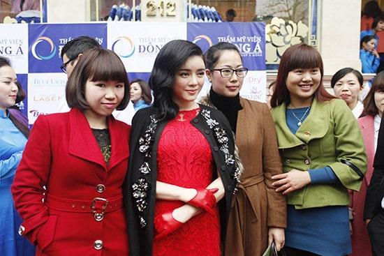Toàn cảnh lễ khai trương Đông Á Beauty cơ sở 212 Kim Mã- Hà Nội 8